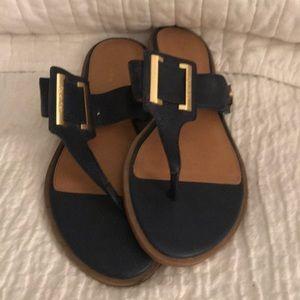Calvin Klein flat sandals, 7
